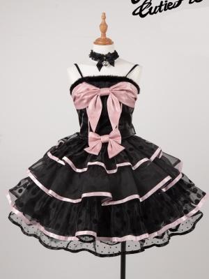 Kitty Sweet Cami Top / Skirt by Creamy Cutie Pie
