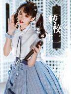 Transfer Student Lolita Dress JSK Set by ChunLv Lolita