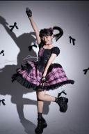 Asymmetrical Design Skirt Plaid Lolita JSK - Shinning Girl by Countess Lolita