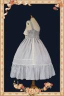 Elena's Vows Cotton Sweet Lolita Dress JSK by Infanta