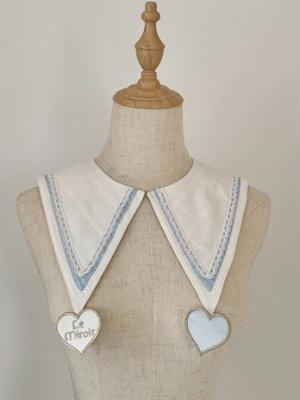 Alice in The LeMiroir Series Ouji Lolita Matching Collar by Lemiroir