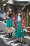 Custom Size Available Ruihexian Han Lolita Reversible Haori by Miss Point