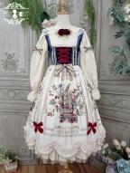 Custom Size Available Hymn of Abundance Lolita Dress JSK Long Version