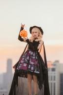 Dissecting A Rabbit II Halloween Lolita Dress JSK by Souffle Song