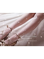 Stars on Legs Pantyhose by Red Maria Lolita