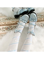 Little Candy Cotton Over Knee Stockings by ROJI ROJI