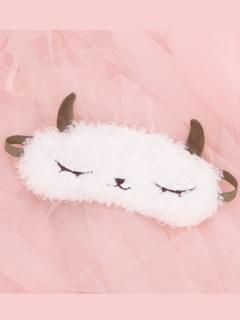Little Sheep Series Plush Blindfold