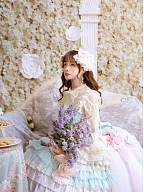 Special Style - Dragon Tea Lolita Gorgeous Style JSK by This Time