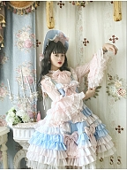 Special Style - Dragon Tea Lolita JSK Matching Bonnet by This Time