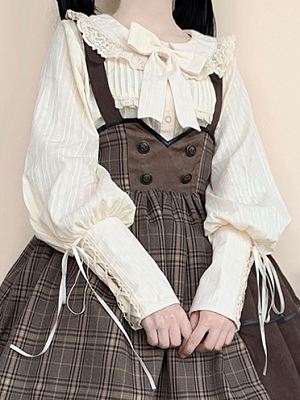 Vanilla Latte Little Detective Seires Matching Shirt by TXFSJ