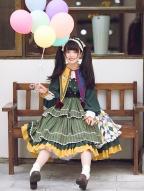 Paradise Adventure Jocker Inspired Lolita Dress OP by With PUJI
