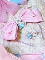 Rainbow Doll House Lolita Dress Matching KC by C C Cat
