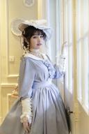 Lora Diary Classic Lolita Long Sleeves OP by Laurel