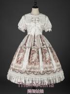 Thumbelina Peter Pan Collar Lolita Dress OP by YUPBRO Lolita