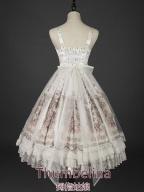 Thumbelina Lolita Dress JSK by YUPBRO Lolita