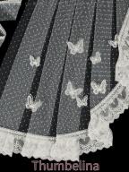 Thumbelina Lolita Dress Matching Overlay by YUPBRO Lolita