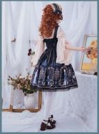 Starry Night Lolita JSK by ZhiJinYuan
