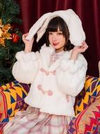 Sleepwalking Bunny Ears Hooded Plush Winter Lolita Coat by ZhiJinYuan