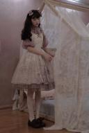 Star Universe Cloud Classic Lolita Dress JSK by ZUO Lolita