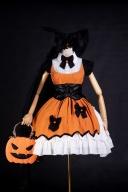 DevilInspired Special Offer - 2021 Halloween Little Magician Lolita Dress