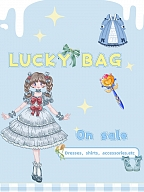 LUCKY BAG -- On Sale Kawaii Outfits -- Ready to Ship