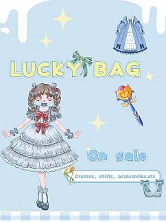 LUCKY BAG -- On Sale Lolita Shoes 0.6 -- Ready to Ship