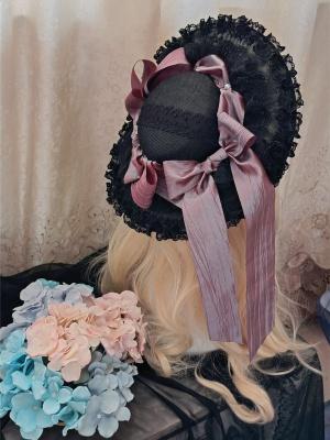 Anistora Hanayome Elegant Lolita Dress Matching Hat by Akane & Thrush