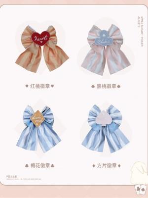 Sweetheart Poker Sweet Lolita Dress Matching Badge