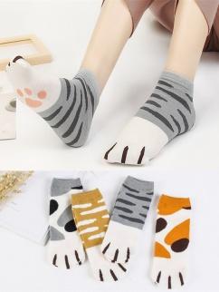 Cute Spring and Summer Cartoon Lolita Socks