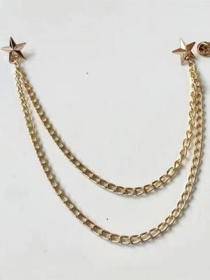 Astrologer JK Shirt Matching Chain