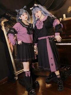Plus Size The Pussycat Dolls JK Uniform Pleated Skirt