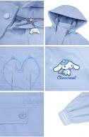 Sanrio Authorized Hooded Long Jacket by KYOUKO