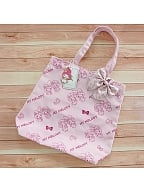 Sanrio Authorized Canvas Tote Bag by KYOUKO
