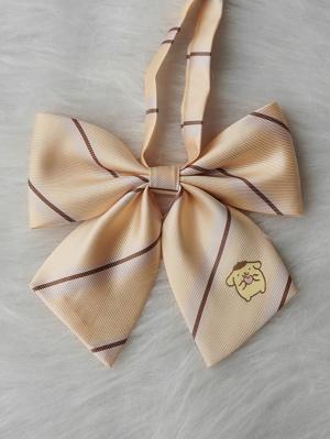 Sanrio Authorized Pompompurin Bow Tie / Tie by KYOUKO