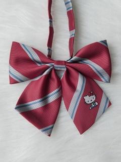 Sanrio Authorized Hello Kitty Bow Tie / Tie by KYOUKO