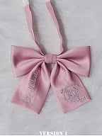 Sanrio Authorized My Melody Bow Tie by KYOUKO