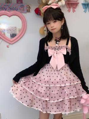 Soft-Sweet Lolita Dress JSK by SanKouSan