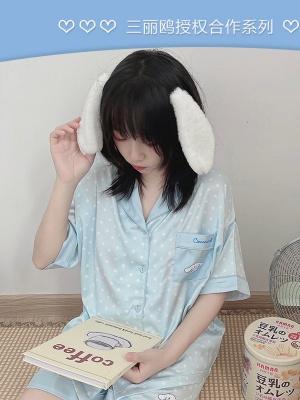 Sanrio Authorized Cinnamoroll / Pompompurin / Kuromi / My Melody Sleepwear Shorts Set by MiTang Baby