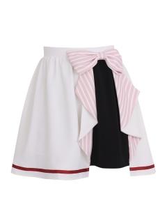 Madhouse Authorized Card Captor Sakura Asymmetrical Skirt