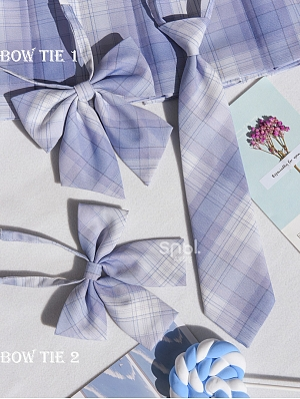 Madhouse Authorized Card Captor Sakura JK Uniform Matching Bow Tie / Tie
