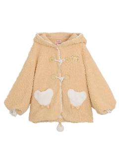 Madhouse Authorized Card Captor Sakura Kero Yellow Plush Hooded Coat