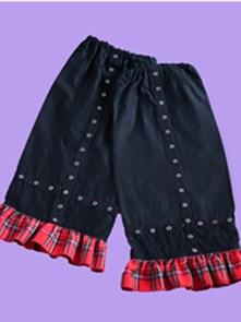 Scotland Yard Classic Lolita Dress Matching Legwears