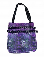 Gothic Galaxy Shoulder Bag by Blood Supply