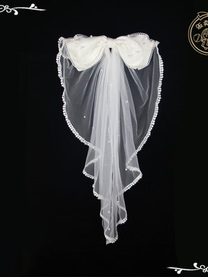 Hanayome Elegant Lolita Dress Matching Train