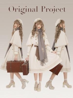 Flat White Chapter of Mist Series Lolita SK Full Set