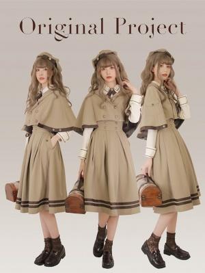 Melecorite Latte Chapter of Mist Series Lolita SK Full Set