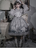 Looking for the Earl Cat Sweetheart Neckline Lolita Dress JSK Set