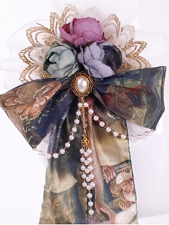 Midsummer Night's Dream Classic Lolita Dress Matching Hanamaru by Classtyle