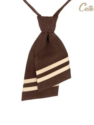 Akanegumo Gakuen JK Uniform Coat Matching Tie