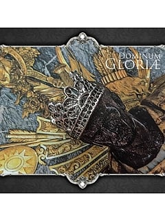 Handmade Gothic Refers to the Coronation Vintage Crown Ring by Dominum Gloria